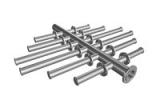 Дренажное устройство распределительное щелевого типа для фил