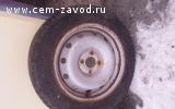 Продам колесо AMTEL 185/65 R15