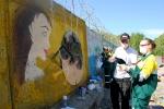 Конкурс граффитчиков цементного завода. Фото _10