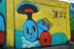 Конкурс граффитчиков цементного завода. Фото _19