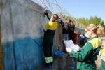 Конкурс граффитчиков цементного завода. Фото _2