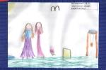 Конкурс детских рисунков ко Дню матери - 2013