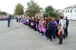 Открытие малых олимпийских игр 26 школы на площади. Фото_11