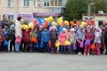 Открытие малых олимпийских игр 26 школы на площади. Фото_14