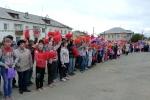 Открытие малых олимпийских игр 26 школы на площади. Фото_15