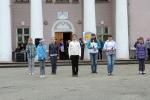 Открытие малых олимпийских игр 26 школы на площади. Фото_16