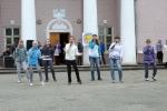 Открытие малых олимпийских игр 26 школы на площади. Фото_17
