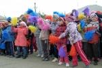 Открытие малых олимпийских игр 26 школы на площади. Фото_20