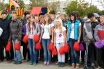 Открытие малых олимпийских игр 26 школы на площади. Фото_22