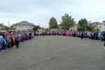 Открытие малых олимпийских игр 26 школы на площади. Фото_25