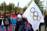 Открытие малых олимпийских игр 26 школы на площади. Фото_26