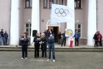 Открытие малых олимпийских игр 26 школы на площади. Фото_28