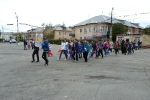 Открытие малых олимпийских игр 26 школы на площади. Фото_2