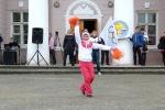 Открытие малых олимпийских игр 26 школы на площади. Фото_30