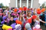 Открытие малых олимпийских игр 26 школы на площади. Фото_34