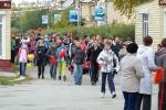 Открытие малых олимпийских игр 26 школы на площади. Фото_3