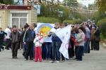 Открытие малых олимпийских игр 26 школы на площади. Фото_4