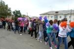 Открытие малых олимпийских игр 26 школы на площади. Фото_9