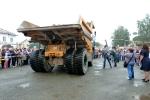 Перетягивание Белаза в День строителя - 2013. Фото_23
