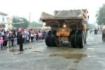 Перетягивание Белаза в День строителя - 2013. Фото_3