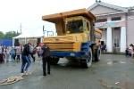 Перетягивание Белаза в День строителя - 2013. Фото_4
