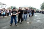 Перетягивание Белаза в День строителя - 2013. Фото_7