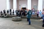 Силовой экстрим на площади в День строителя - 2013. Фото_1