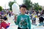 Конкурс рисунков на асфальте в День защиты детей. Фото_22