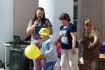 Конкурс рисунков на асфальте в День защиты детей. Фото_35