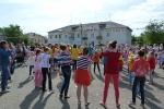 Конкурс рисунков на асфальте в День защиты детей. Фото_41
