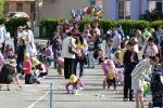 Конкурс рисунков на асфальте в День защиты детей. Фото_8
