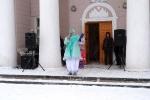 Открытие главной новогодней ёлки на площади. Фото_2