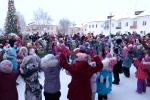 Открытие главной новогодней ёлки на площади. Фото_32