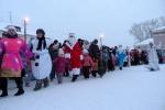 Открытие главной новогодней ёлки на площади. Фото_45