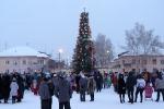Открытие главной новогодней ёлки на площади. Фото_49