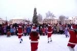 Открытие главной новогодней ёлки на площади. Фото_5