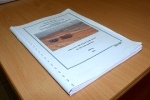 В первомайских школах появился предварительный вариант ОВОС Томинского ГОКа