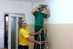 Подготовка общежития ПТПСМ для беженцев с Украины. Фото_3