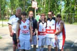 Баскетбольные игры в честь Дня России. Фото _2
