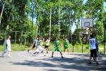 Баскетбольные игры в честь Дня России. Фото _4