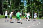 Баскетбольные игры в честь Дня России. Фото _5