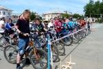 Велоконкурс Безопасное колесо в День защиты детей 2014