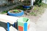 Вклад жильцов в благоустройство двора на Пушкина. Фото_10