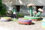 Вклад жильцов в благоустройство двора на Пушкина. Фото_3