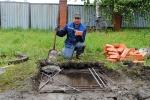 Восстановление колодцев в Первомайском. Фото _2