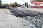 Восстановление дорожного покрытия после замены теплотрассы