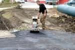 Восстановление дорожного покрытия после замены теплотрассы. Фото_4